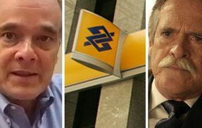 Gustavo Franco sugere a venda do BB e José de Abreu rebate: vende sua mãe