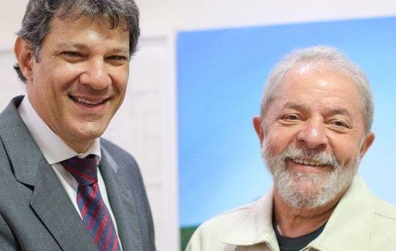 Haddad: minha candidatura não existe