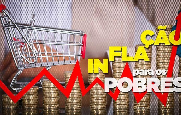 Inflação descontrolada agrava a crise social