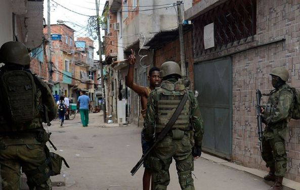 Intervenção no Rio de Janeiro vai terminar em tragédia