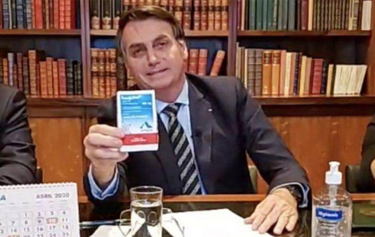 Itamaraty mediou compra de cloroquina da Índia por empresa de apoiador de Bolsonaro