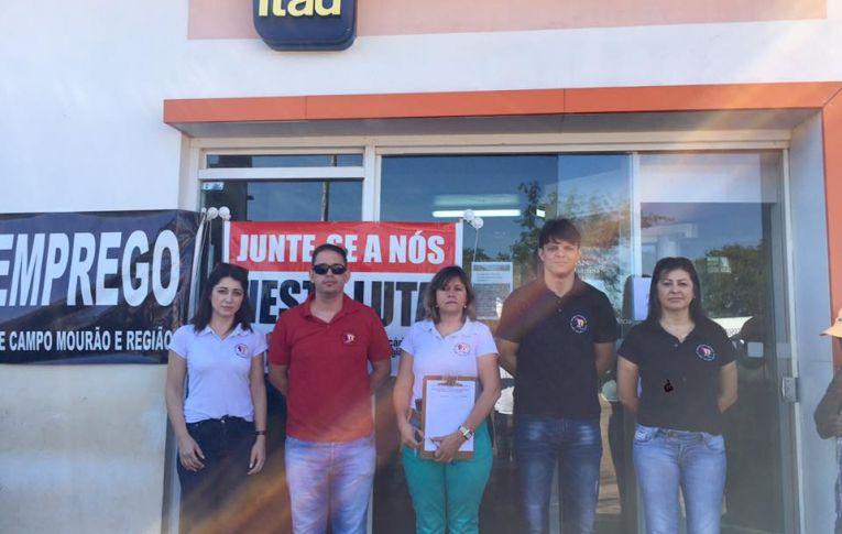 Itaú encerra as atividades e deixa a cidade de Luiziana/Pr sem banco