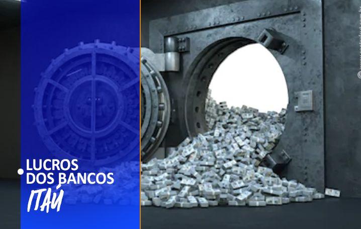 Itaú lucra R$ 28,363 bilhões em 2019