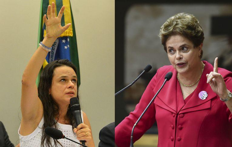 """Janaína Paschoal admite farsa do impeachment: """"Alguém acha que Dilma caiu por um problema contábil?"""""""