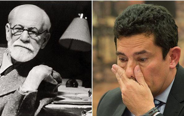 Jurista abandona o direito e adota Freud para entender a sentença de Moro