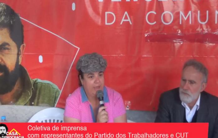 Justiça determina uso da força policial para retirar Vigília Lula Livre