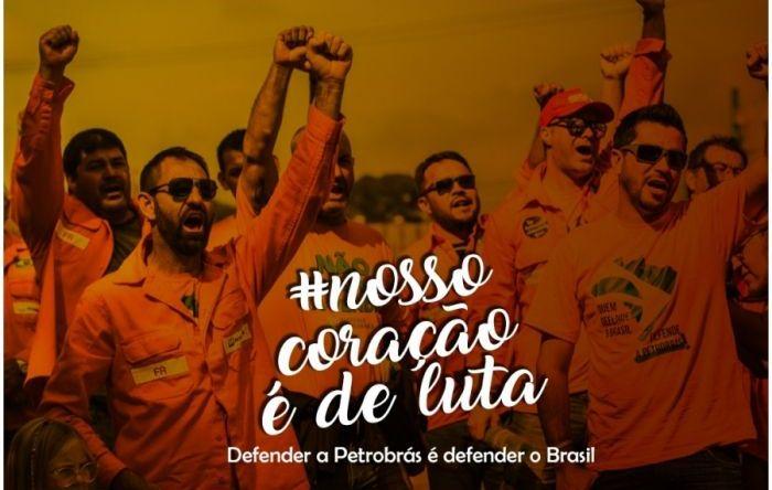 Justiça manda reintegrar cinco petroleiros demitidos arbitrariamente pela Petrobras