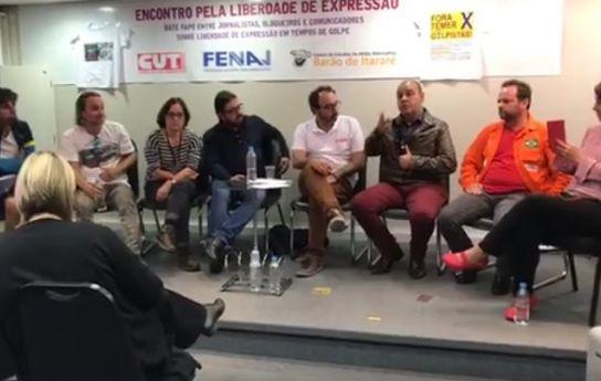 Linchamento de Lula é para quebrar classe trabalhadora, afirma presidente da CUT