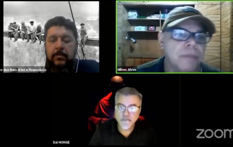 Live promovida pela Fetec traz revelações de jornalista sobre a Lava Jato