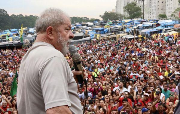 Lula: Aqui não tem vagabundo, aqui não tem bandido