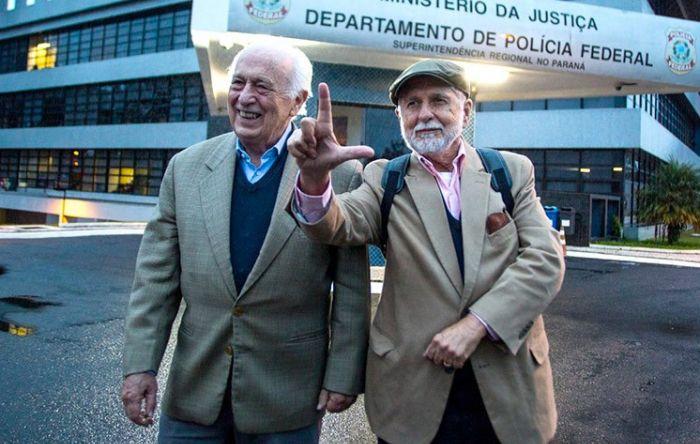 Lula, Bresser e Celso Amorim conversam sobre reconquista da soberania nacional