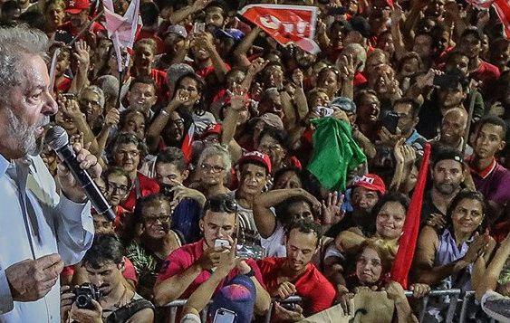 Lula fará caravana no Rio Grande do Sul