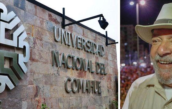 Lula recebe mais um título de Doutor Honoris causa