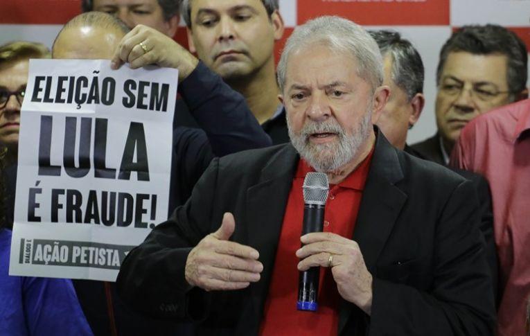 Lula: 'Reivindico agora a indicação do PT para disputar a presidência em 2018'