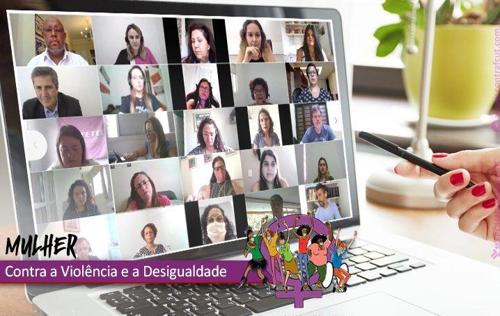 Luta das mulheres contra a desigualdade é tema de mesa com Fenaban
