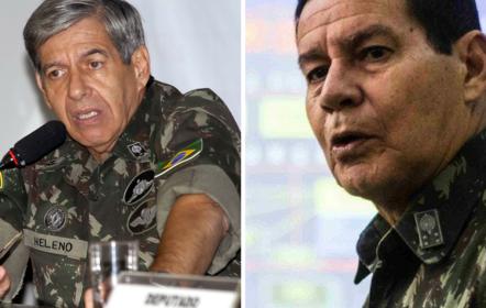 Mais um general sai e defesa da intervenção militar
