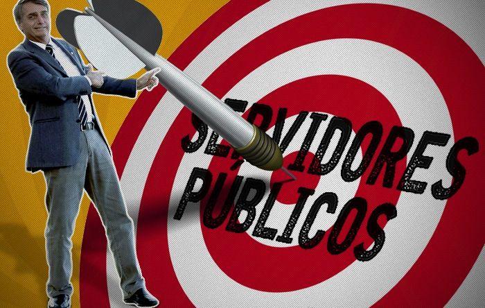 Menor número de servidores públicos em 20 anos provoca caos no atendimento público