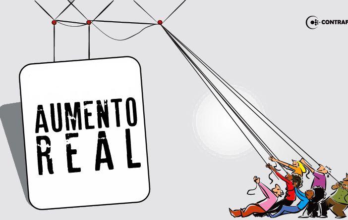 Menos da metade das negociações conquistou aumento real em 2019