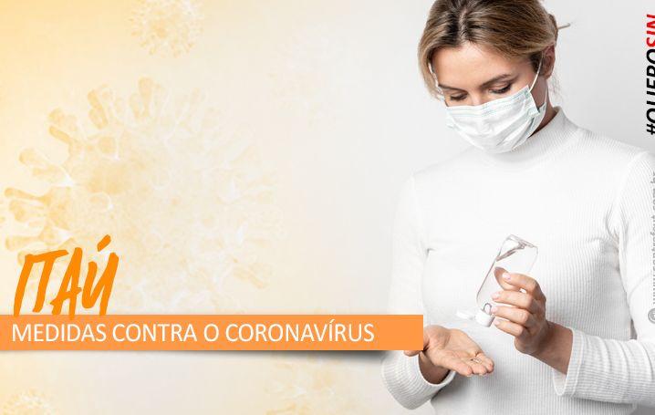 Mesmo depois de cobranças, Itaú não divulga medidas preventivas quanto ao coronavírus