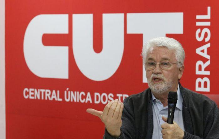 Morre o professor João Felício, ex-presidente da CUT Nacional