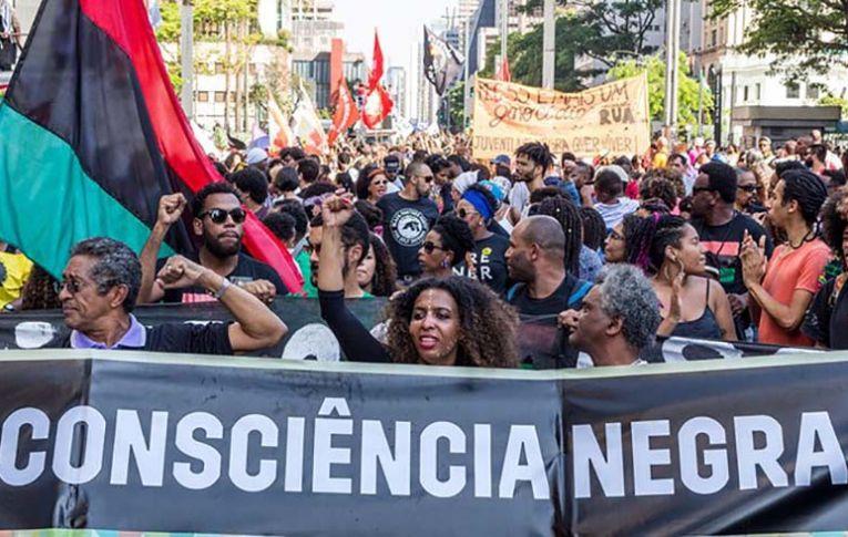 Movimento negro vai às ruas de São Paulo contra o pacote 'anticrime' de Sergio Moro