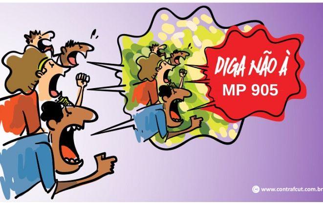 MP 905 que ataca a categoria bancária é revogada
