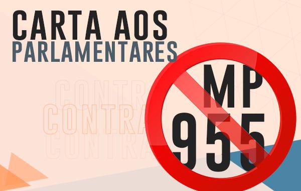 MP 995: Fenae encaminha ao Congresso, prefeitos e vereadores, carta em defesa da Caixa 100% pública