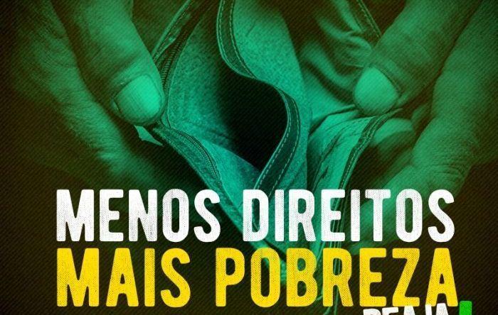 MP de Bolsonaro que suspende salários por até 4 meses é oportunista e cruel