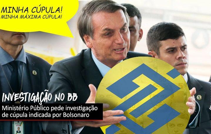 MP quer que TCU investigue corrupção no Banco do Brasil