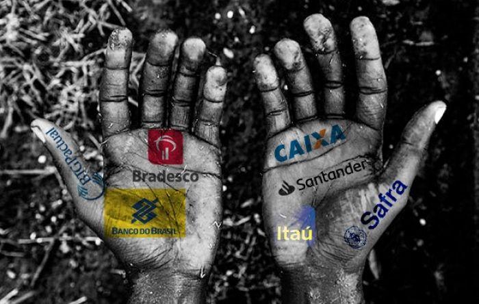 MPT aciona judicialmente maiores bancos do país por violação a direitos humanos