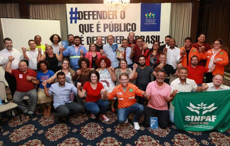 Muitas vozes para defender o Brasil das privatizações