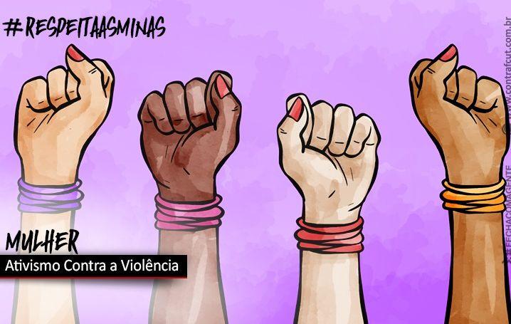 Mulheres reforçam o ativismo em novembro e dezembro