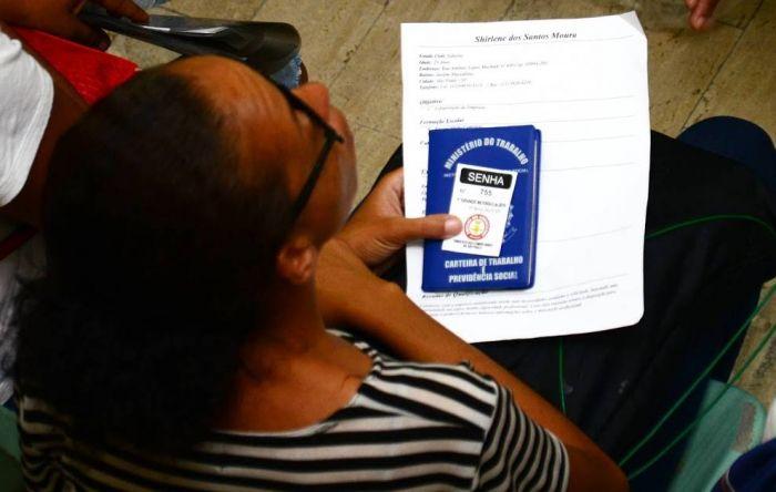Na pandemia cresce 35% a contratação de trabalhador sem direitos