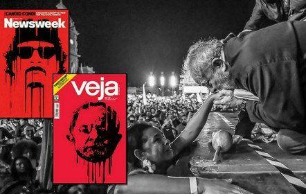 Não é de hoje que a mídia tenta matar Lula