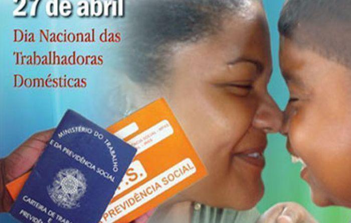 No Dia Nacional da Trabalhadora Doméstica, lideranças cobram respeito aos direitos