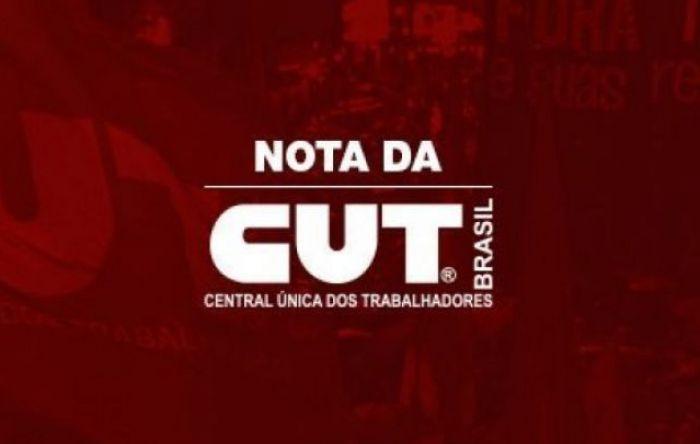 Nota de pesar da CUT pelos 200 mil brasileiros e brasileiras mortos pela Covid-19