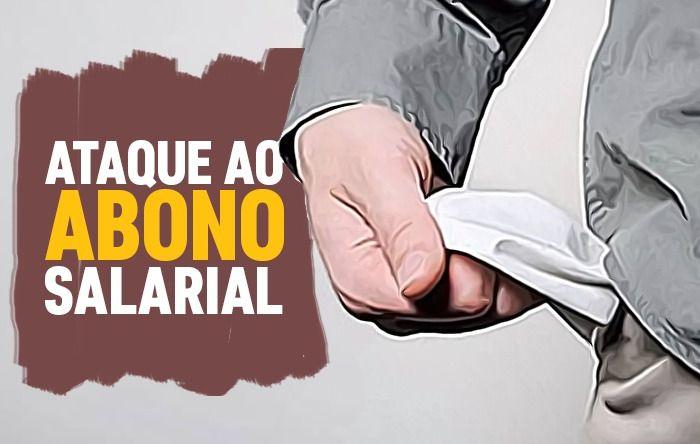 Nova proposta de Bolsonaro diminui valor do abono salarial