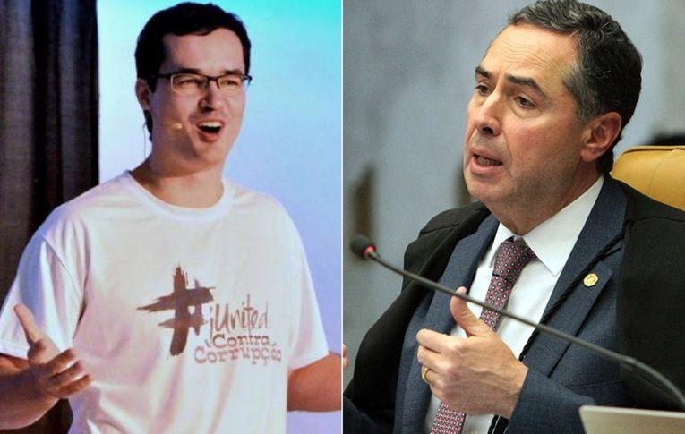 Novas relações da Vaza Jato expõem laços entre Dallagnol e Barroso