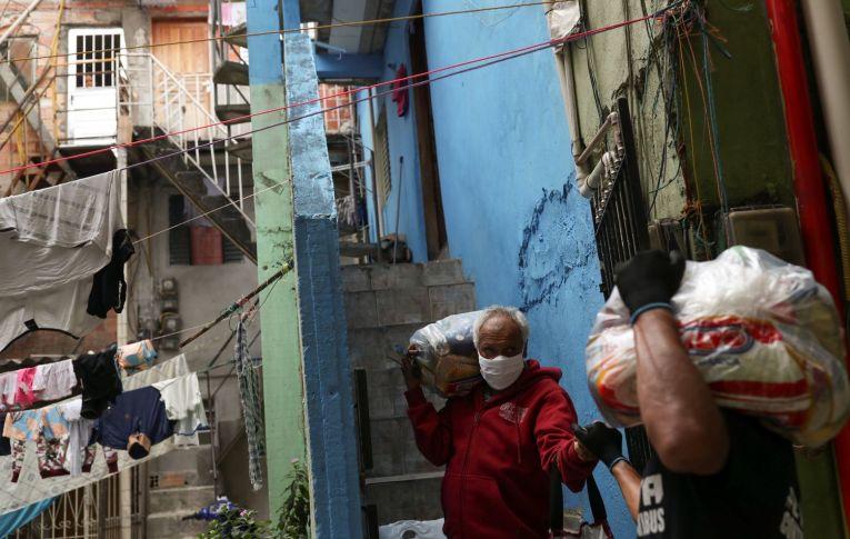 Nove milhões de brasileiros deixaram de comer por falta de dinheiro durante a pandemia