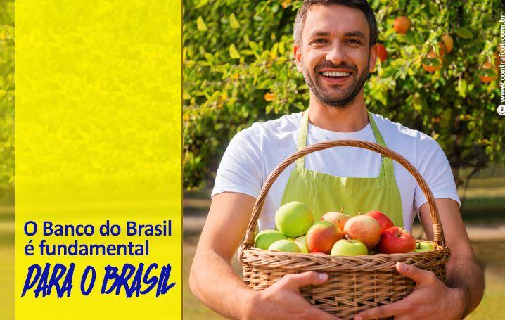 O Banco do Brasil é fundamental para o país