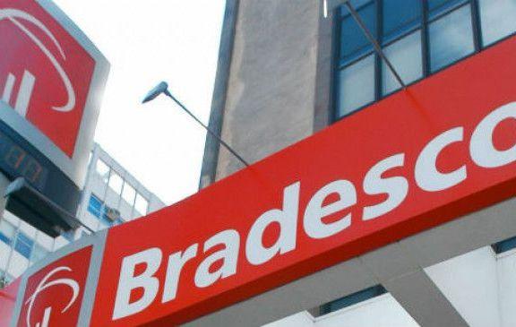 O Bradesco lucrou R$ 21,564 bilhões em 2018
