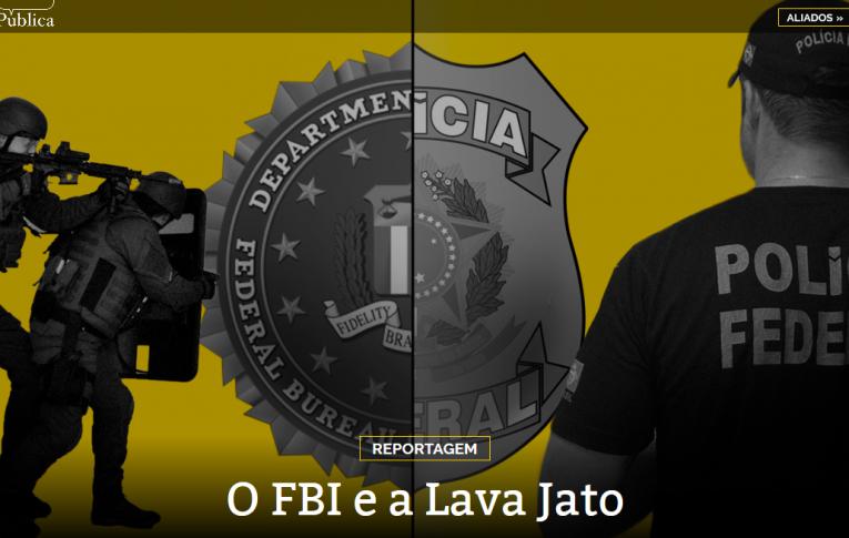 O FBI e a Lava Jato