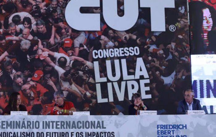 O futuro dos sindicatos e a precarização do trabalho são debatidos no 13º CONCUT