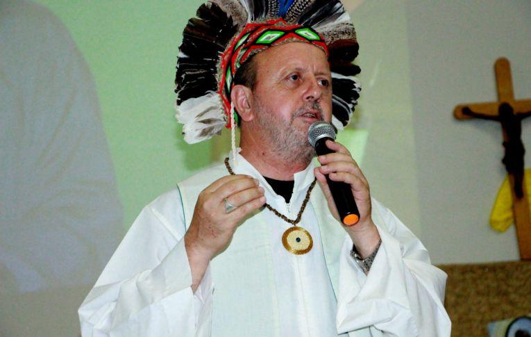 """O problema não é o ataque contra o Cimi, e sim o ataque mortal contra os povos indígenas"""", diz Dom Roque"""