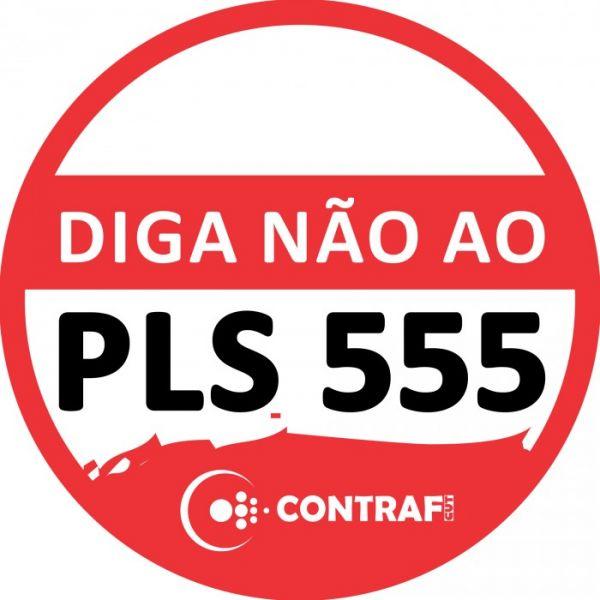 Bancários de todo o País participam de mobilização contra o PLS 555