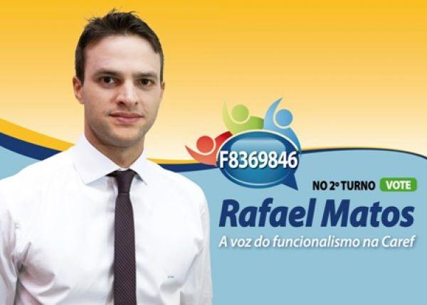 Apoiado pela Contraf, Rafael Matos é eleito ao Conselho de Administração do BB