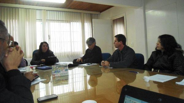 Reunião da CUT-PR debate mobilizações contra o PL 4330