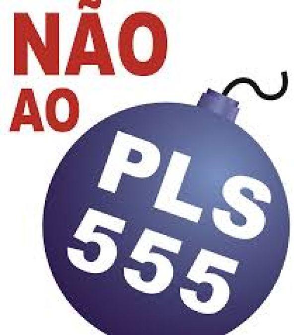 Votação do PLS 555 pode ocorrer na próxima semana; grau de alerta cresce com possibilidade de acordo
