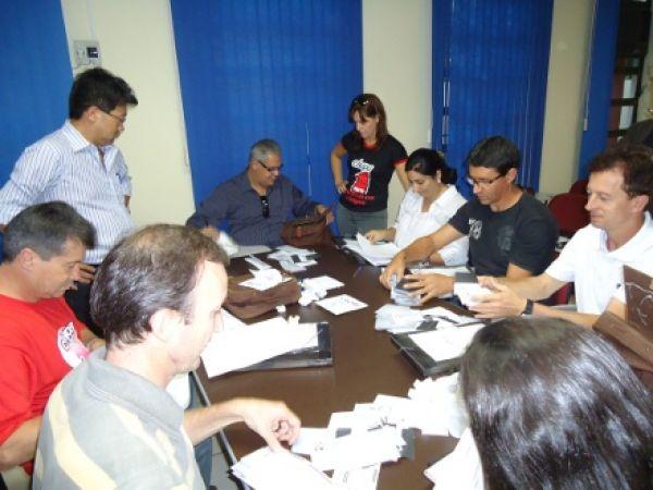 Chapa única é eleita com 99,77% dos votos no Sindicato de Paranavaí