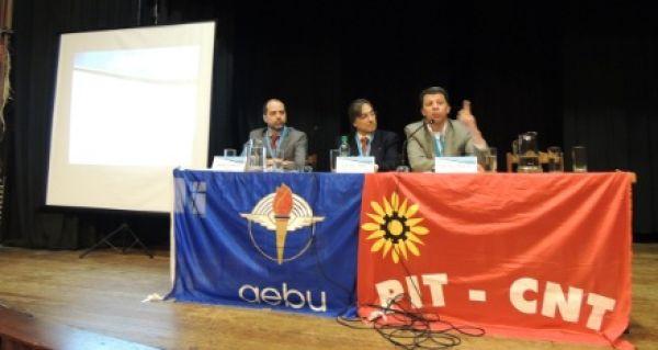 Contraf participa de encontro de Redes Sindicais de Bancos Internacionais